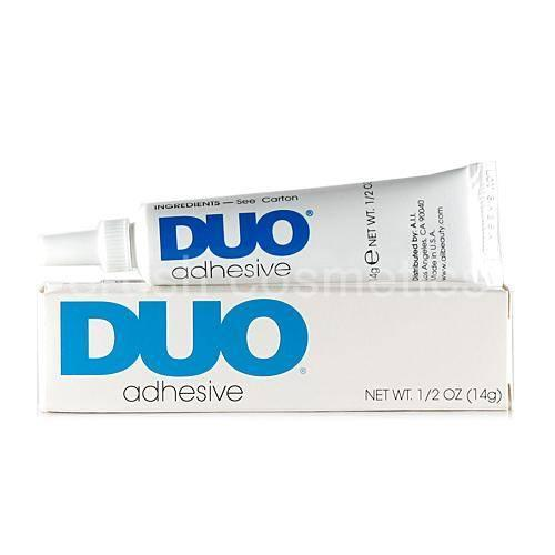 duo surgical adhesive - for false lashes