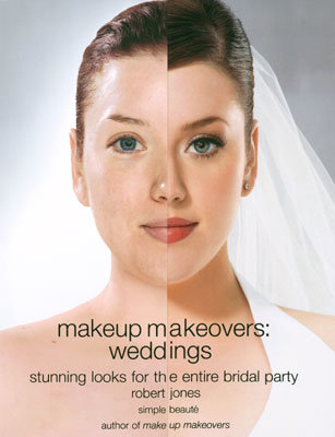 makeup makeovers: weddings - by robert jones