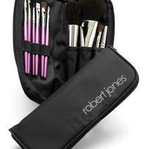 travel brush case
